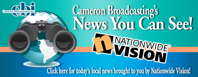 Cameron Broadcasting's News You Can See!