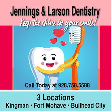 Jennings & Larson Dentistry in Fort Mohave